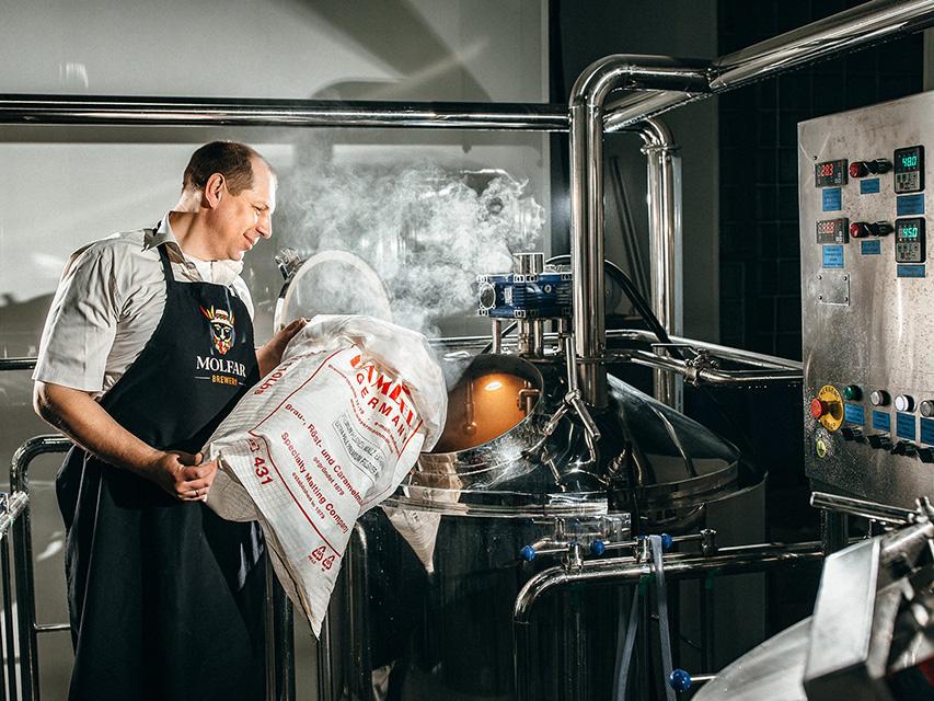 Наше оборудование - выбор успешных крафтовых пивоваров